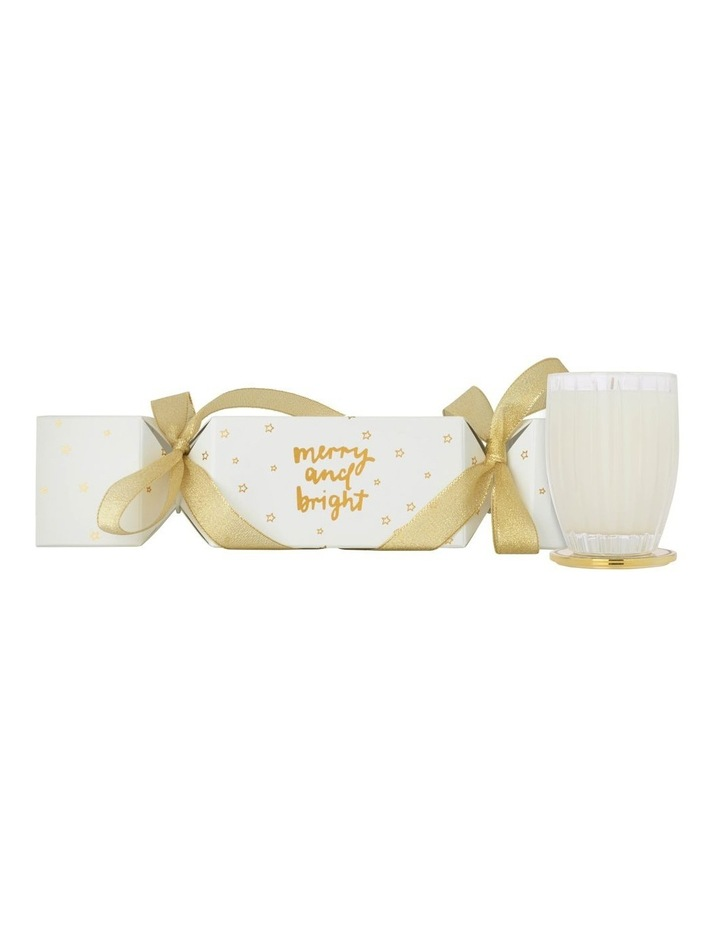 Sugared Shortbread Christmas Cracker Candle 60g image 4