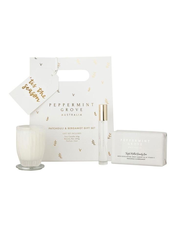 Patchouli & Bergamot Gift Set image 1