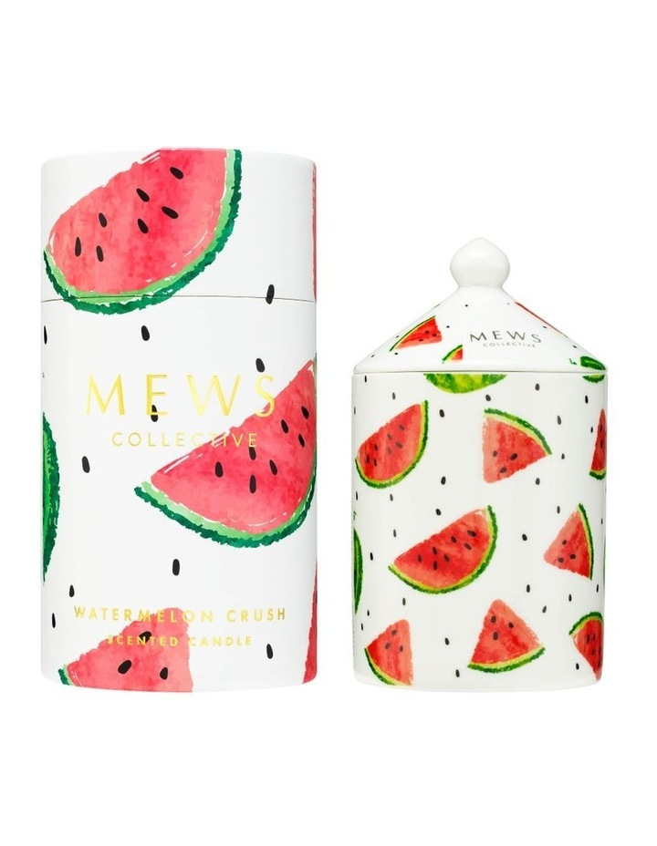 Watermelon Crush Large Scented Candle 320g image 1