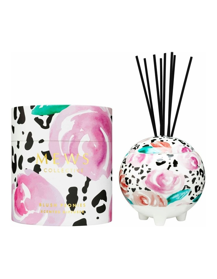 Blush Peonies Large Scented Diffuser 350ml image 1