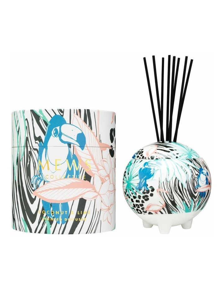 Coconut & Lime Large Scented Diffuser 350ml image 1