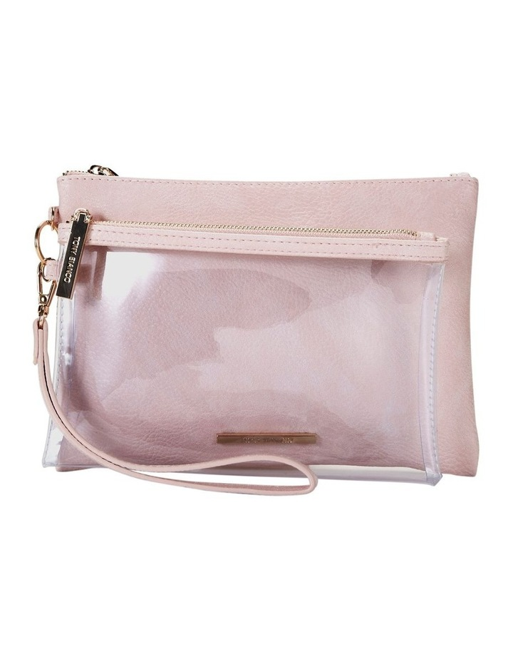 Duo Zip Pouch Set Pink image 1