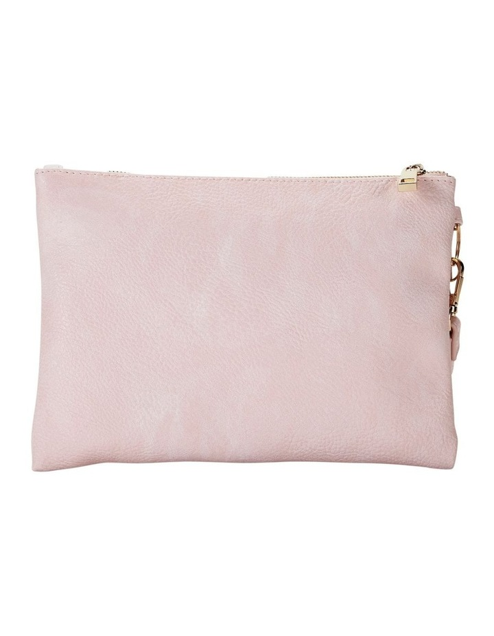 Duo Zip Pouch Set Pink image 2