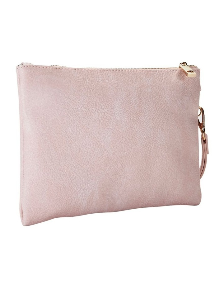 Duo Zip Pouch Set Pink image 6