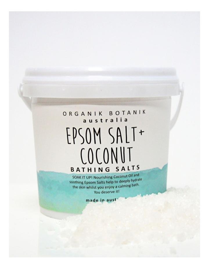 Splotch Epsom Salt & Coconut Bathing Salts Tub 950g image 2