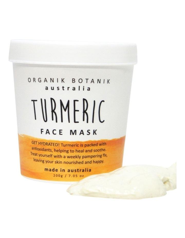 Splotch Tub Face Mask Tumeric 200g image 2