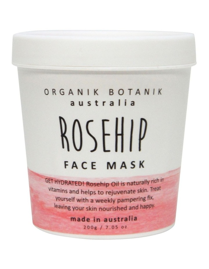 Splotch Tub Face Mask Rosehip 200g image 1
