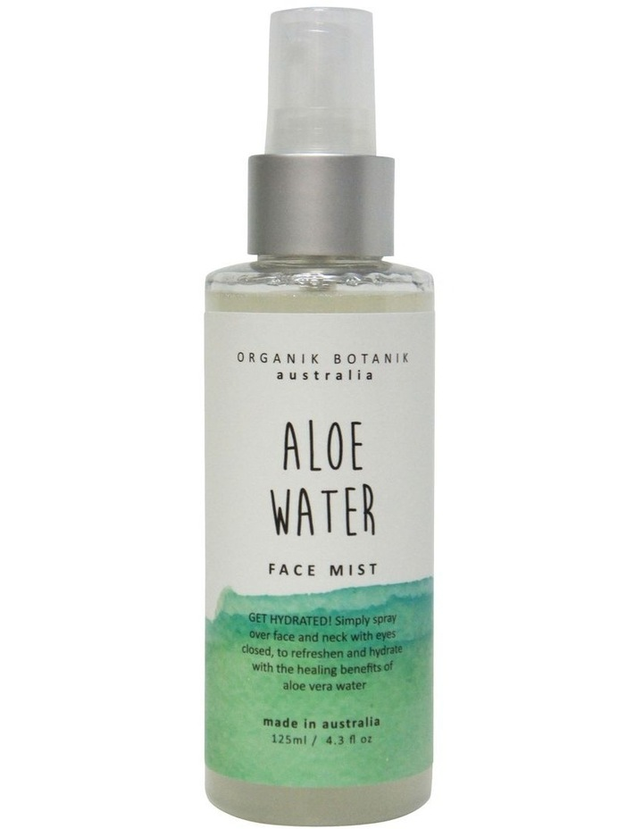 Splotch Face Mist Aloe 125ml image 1