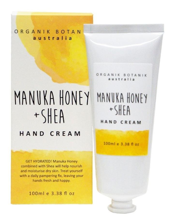 Splotch Boxed Hand Cream Manuka Honey & Shea 100ml image 1