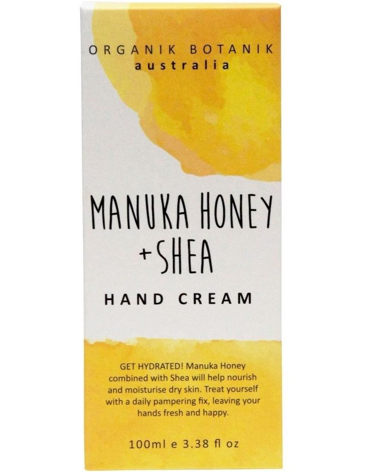 Splotch Boxed Hand Cream Manuka Honey & Shea 100ml image 2