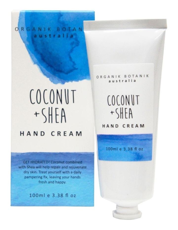 Splotch Boxed Hand Cream Coconut & Shea 100ml image 1