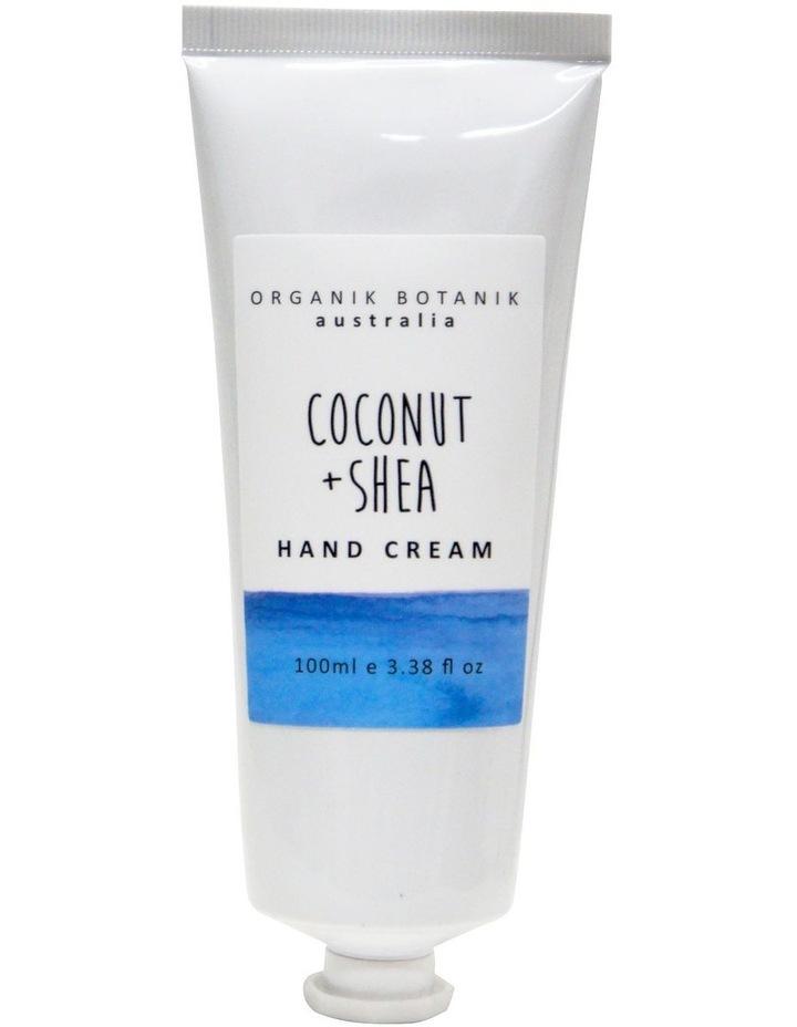 Splotch Boxed Hand Cream Coconut & Shea 100ml image 4