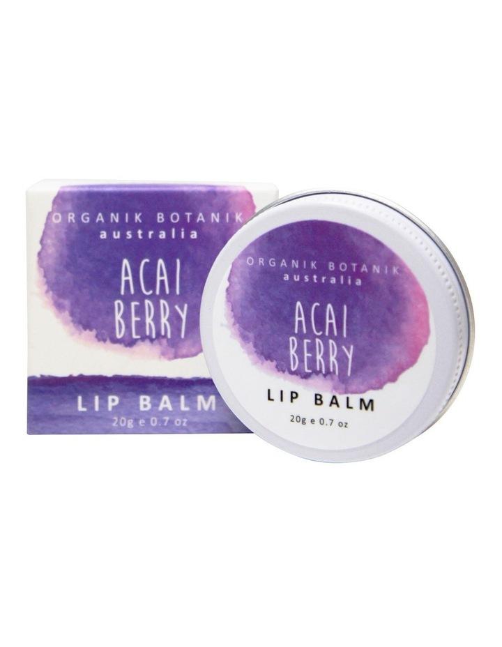 Splotch Lip Balm Acai Berry 20g image 1