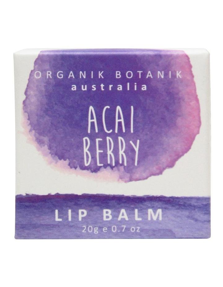 Splotch Lip Balm Acai Berry 20g image 2