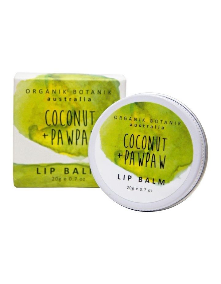 Splotch Lip Balm Coconut & Pawpaw 20g image 1
