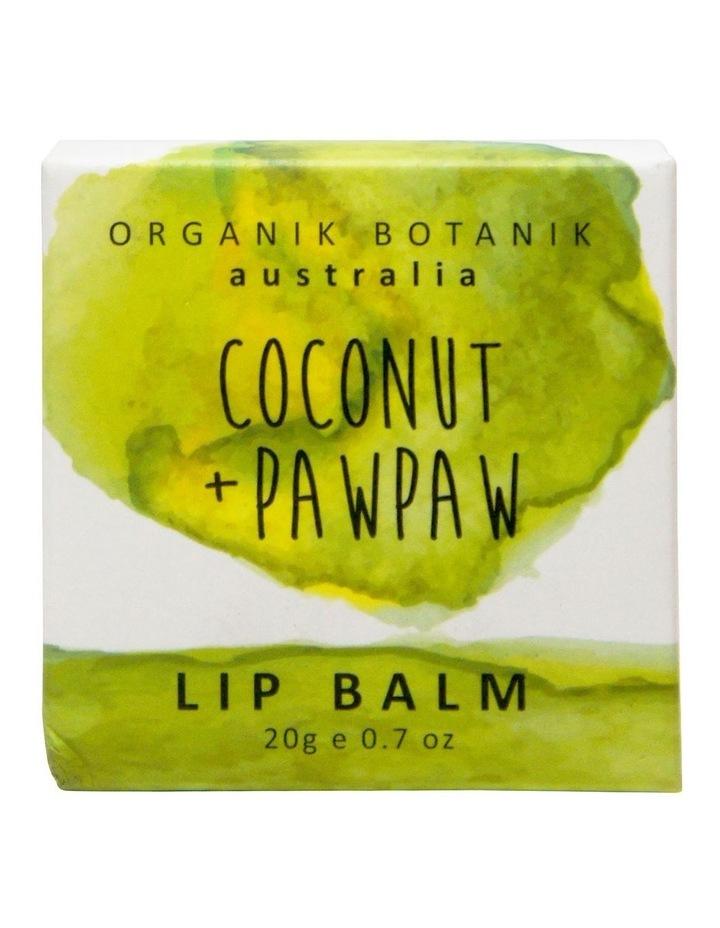 Splotch Lip Balm Coconut & Pawpaw 20g image 2