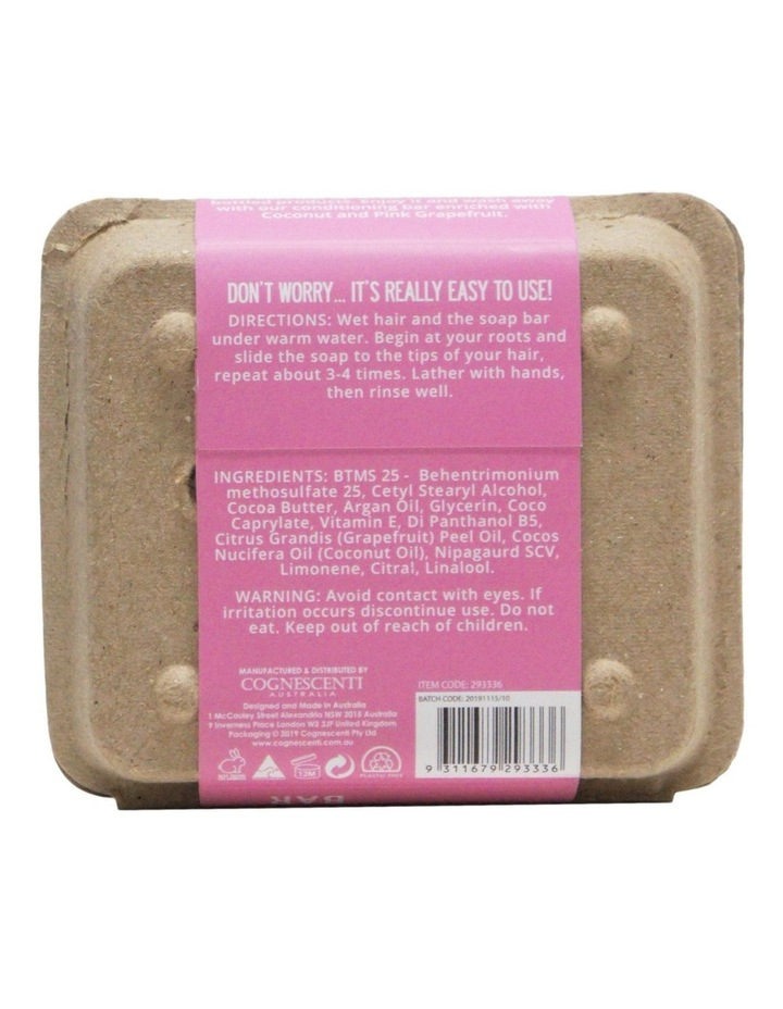 Earth Love 80g Hydrating Conditioning Bar - Coconut & Honey image 3