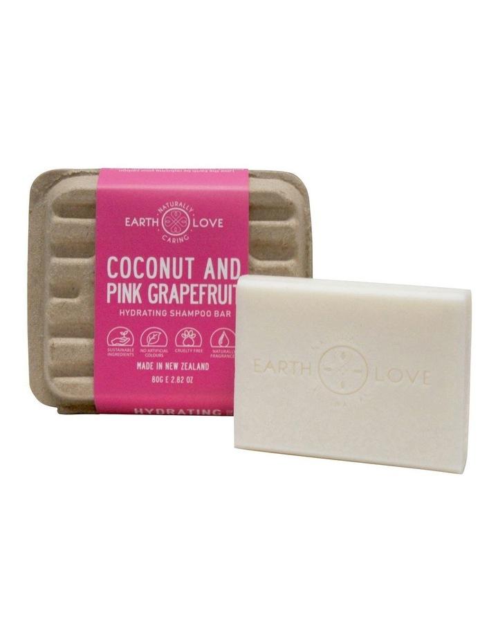 Earth Love 80g Hydrating Shampoo Bar - Coconut & Honey image 1