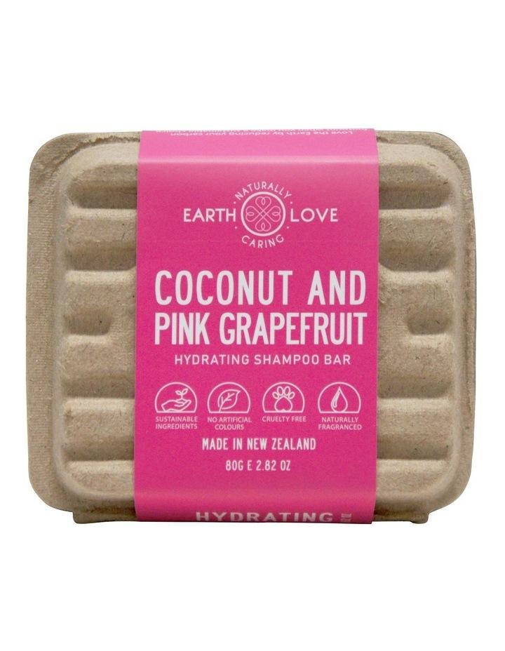 Earth Love 80g Hydrating Shampoo Bar - Coconut & Honey image 2