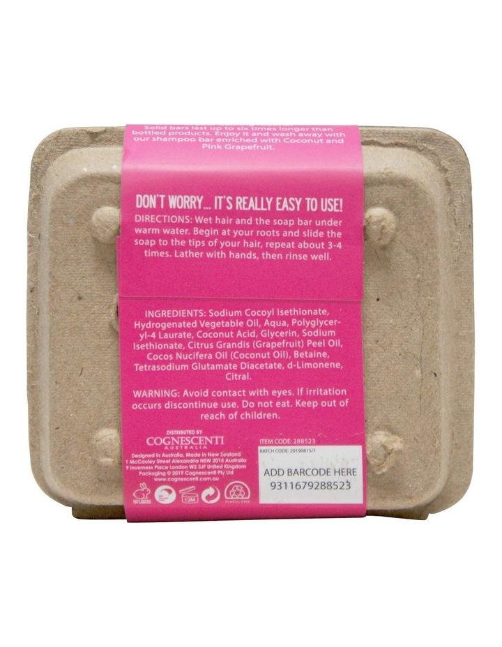 Earth Love 80g Hydrating Shampoo Bar - Coconut & Honey image 3