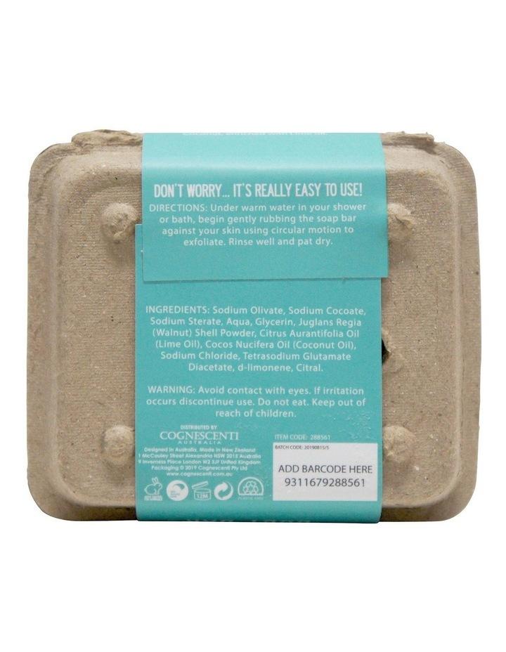Earth Love 100g Body Scrub Bar - Coconut & Sea Salt image 3