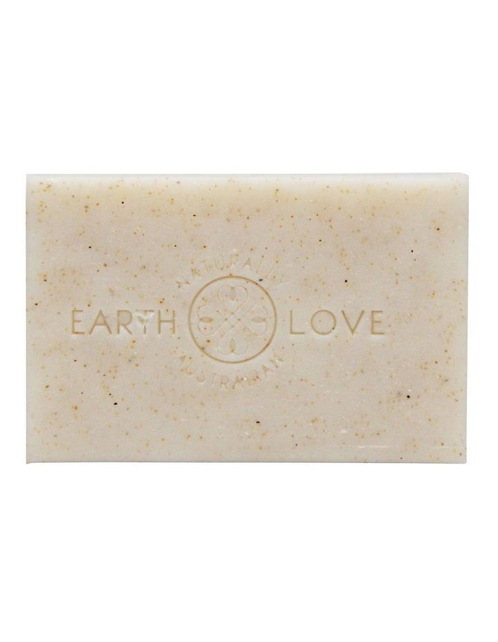 Earth Love 100g Body Scrub Bar - Coconut & Sea Salt image 4