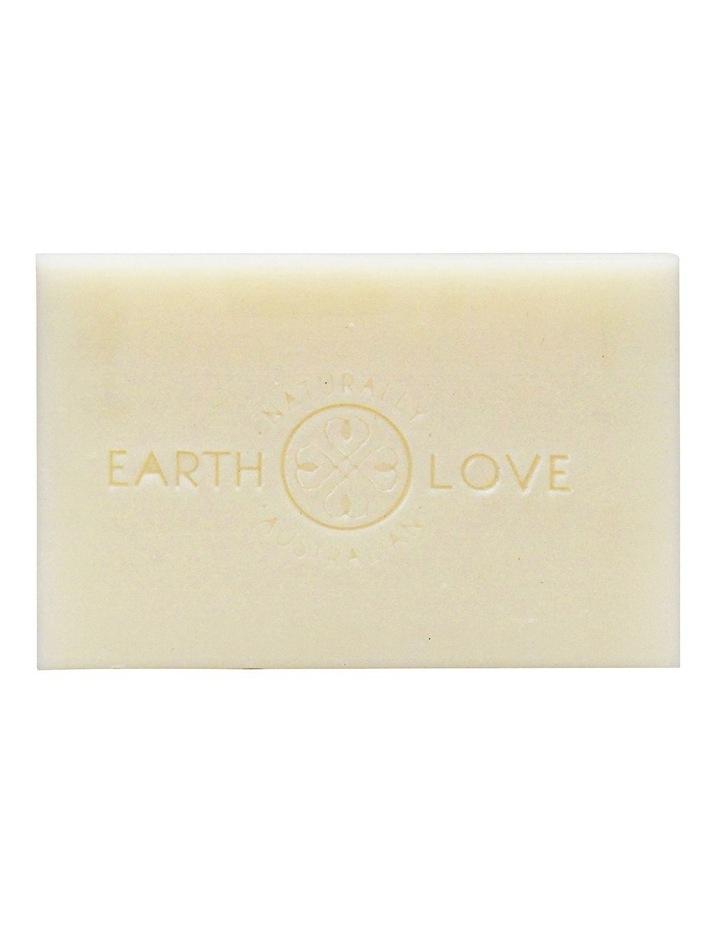 Earth Love 100g Body Wash Bar - Shea Butter & Rose Water image 4