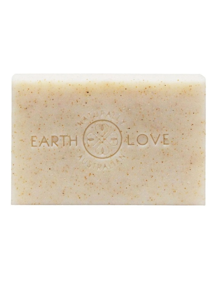 Earth Love 100g Facial Scrub Bar - Manuka Honey & Almond image 3