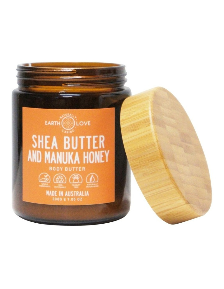 Earth Love 200g Body Butter - Shea Butter And Manuka image 3