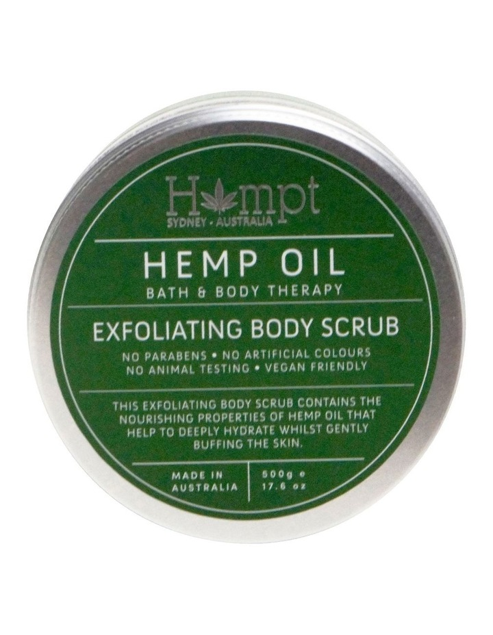 Hempt 500gm Hemp Oil Body Scrub image 3