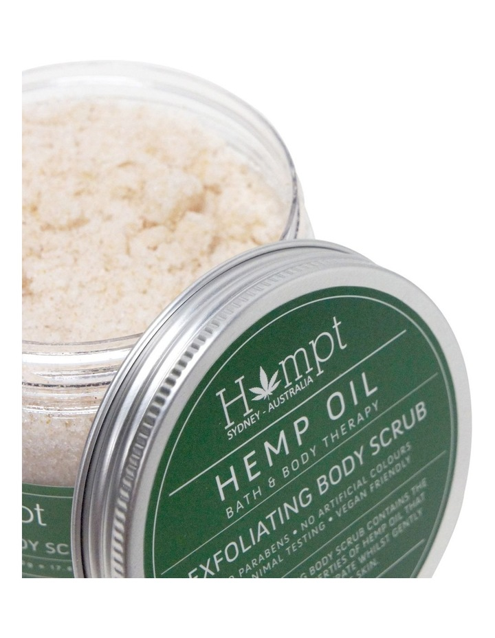 Hempt 500gm Hemp Oil Body Scrub image 4