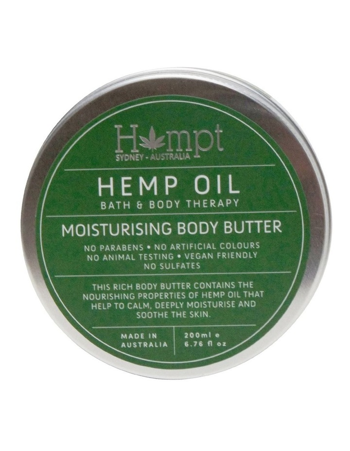 Hempt 250gm Hemp Oil Body Butter image 3