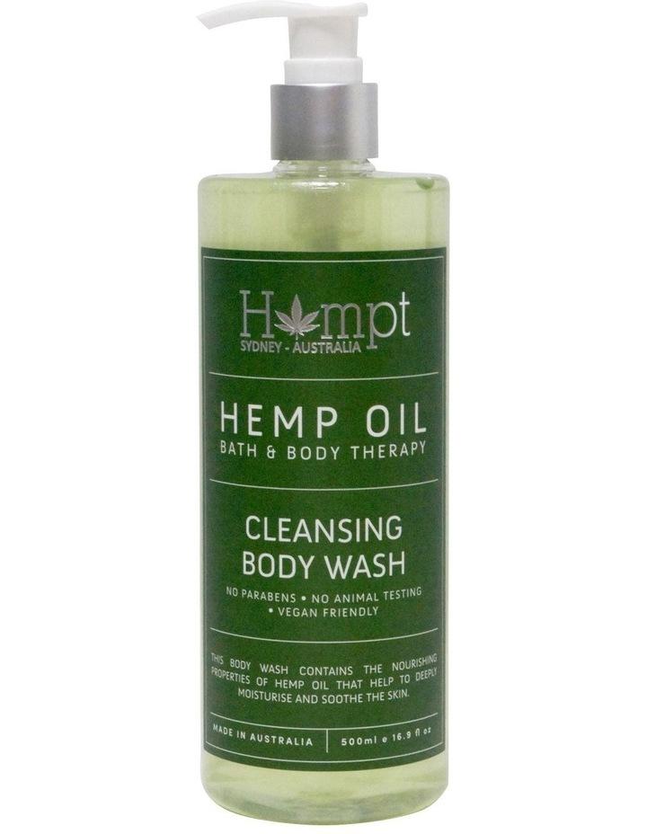 Hempt 500ml Hemp Oil Shower Gel image 1
