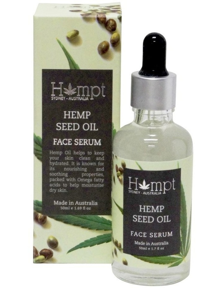 Hemp Oil Face Serum 50ml image 1
