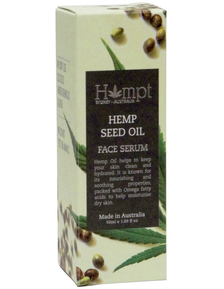 Hemp Oil Face Serum 50ml image 2