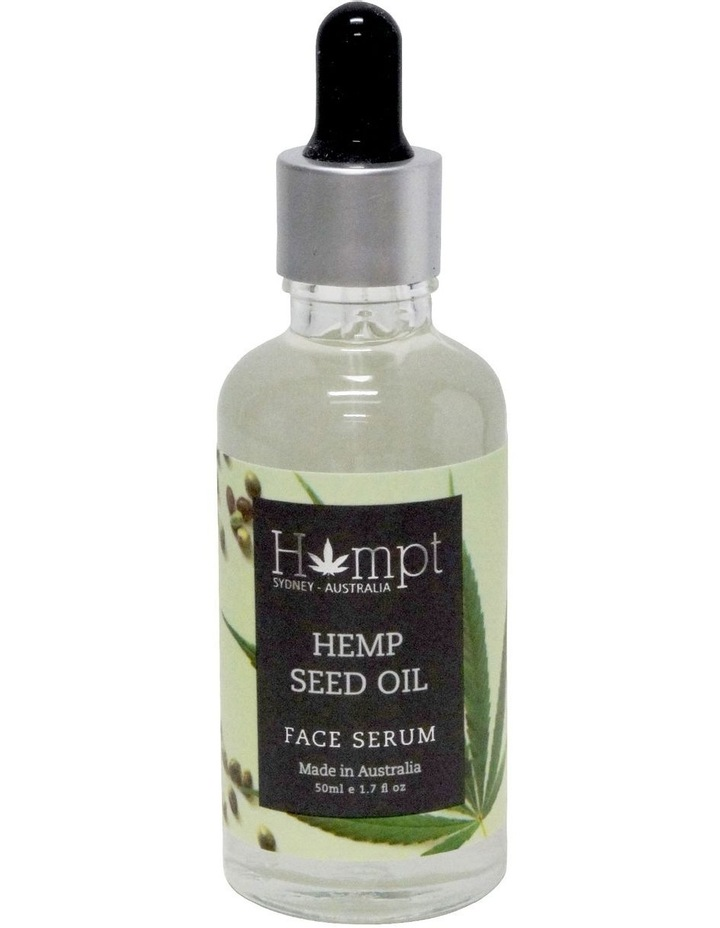 Hemp Oil Face Serum 50ml image 3