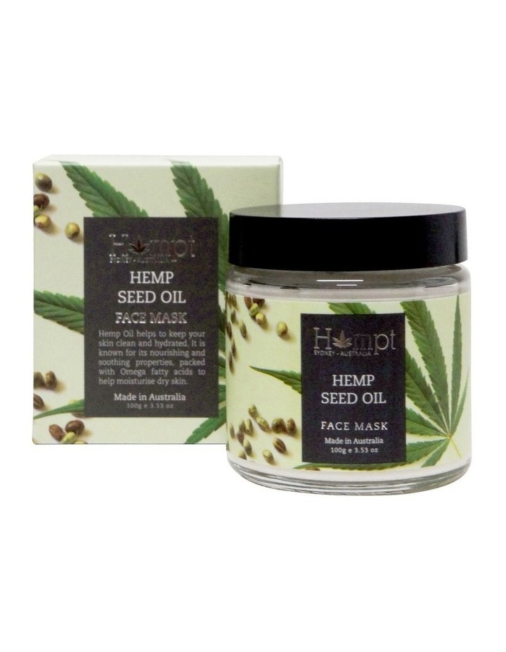 Hempt 100g Hemp Face Mask Boxed image 1