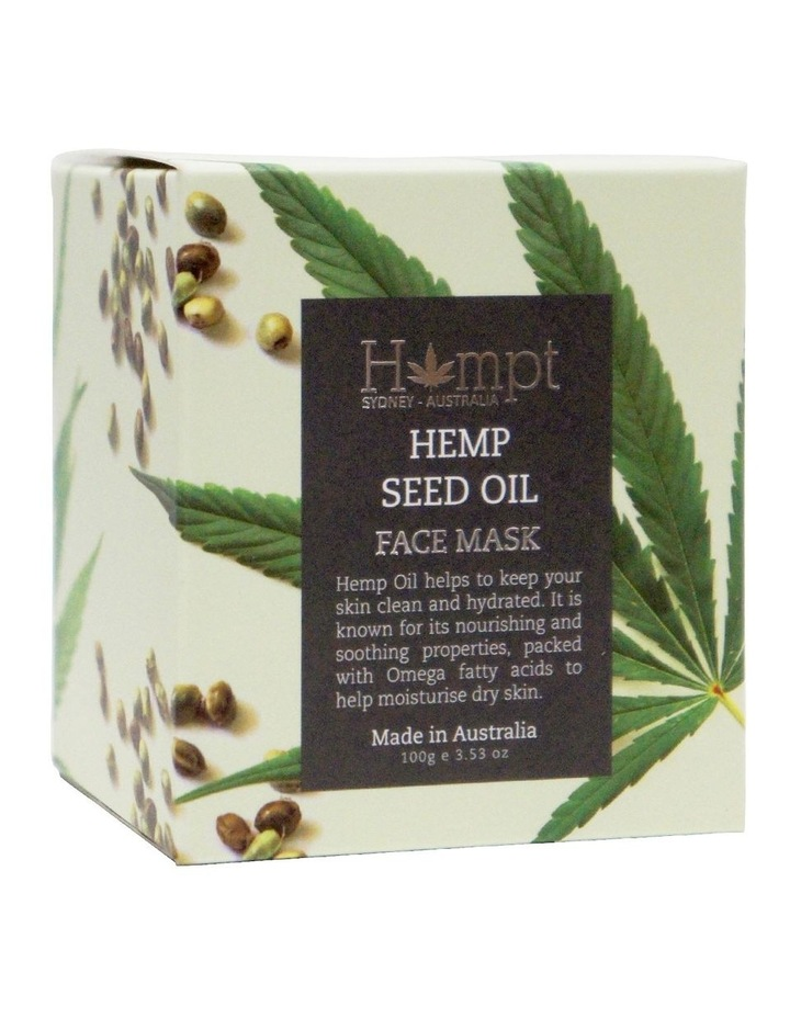 Hempt 100g Hemp Face Mask Boxed image 2