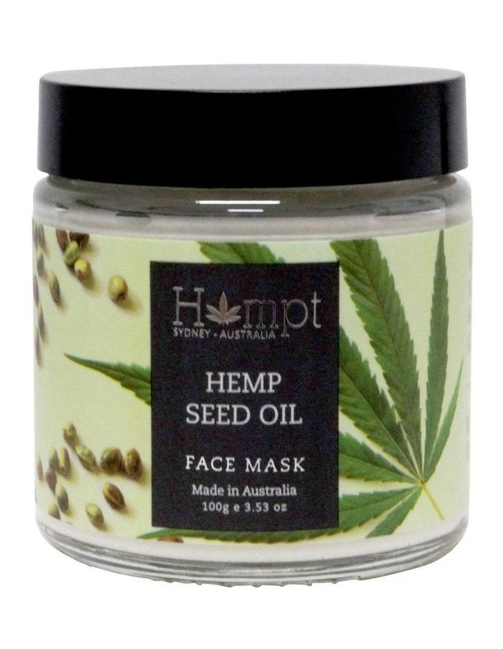 Hempt 100g Hemp Face Mask Boxed image 4