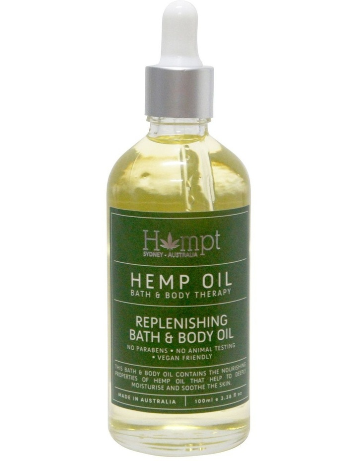 Hempt 100ml Hemp Body Oil image 1