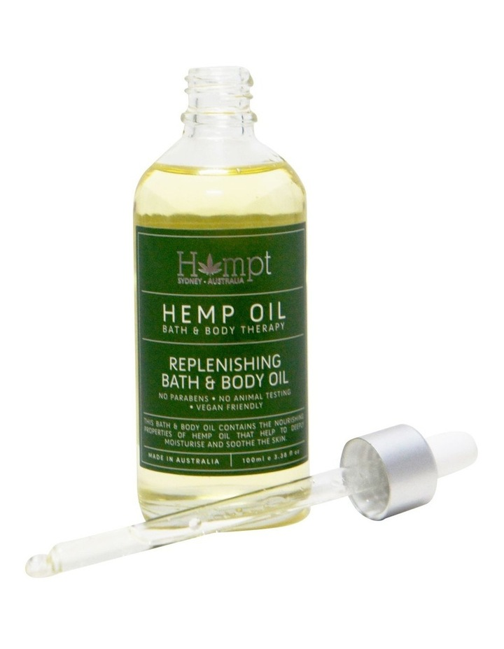 Hempt 100ml Hemp Body Oil image 3