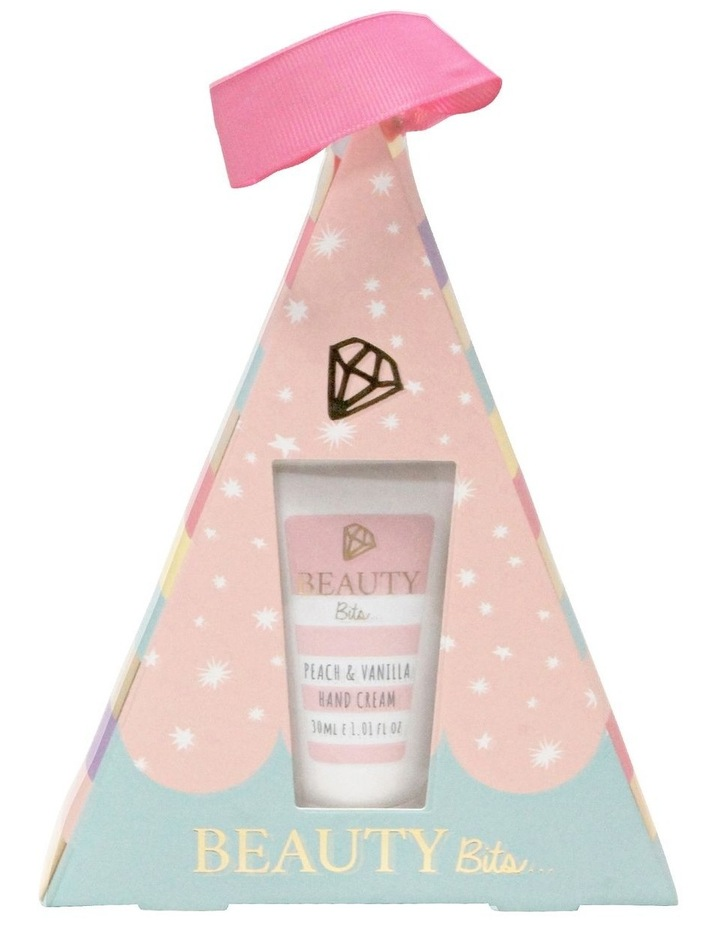 K Beauty Triangle Bauble Hand Cream - Peach image 1