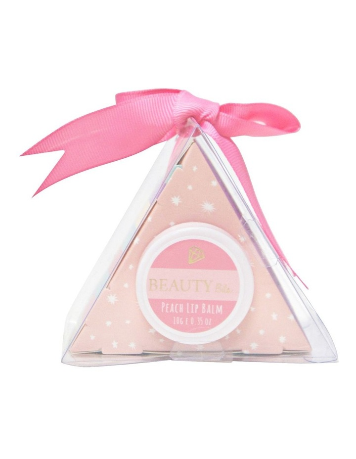 K Beauty Triangle Bauble Lip Balm Duo - Peach+Vanilla image 3