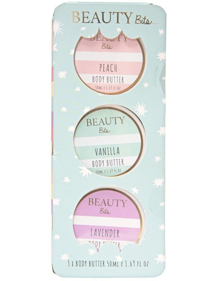 K Beauty Body Butter Trio - Peach+Vanilla+Lavender image 1