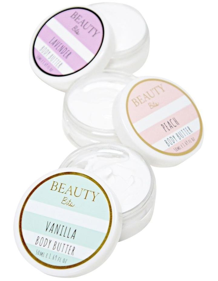 K Beauty Body Butter Trio - Peach+Vanilla+Lavender image 4