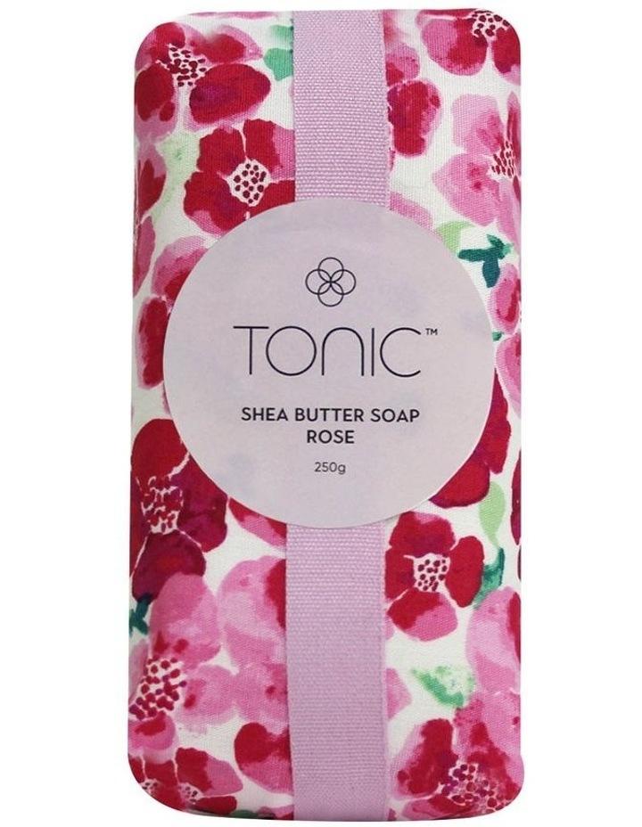 Shea Butter 250g Soap Floralish image 1