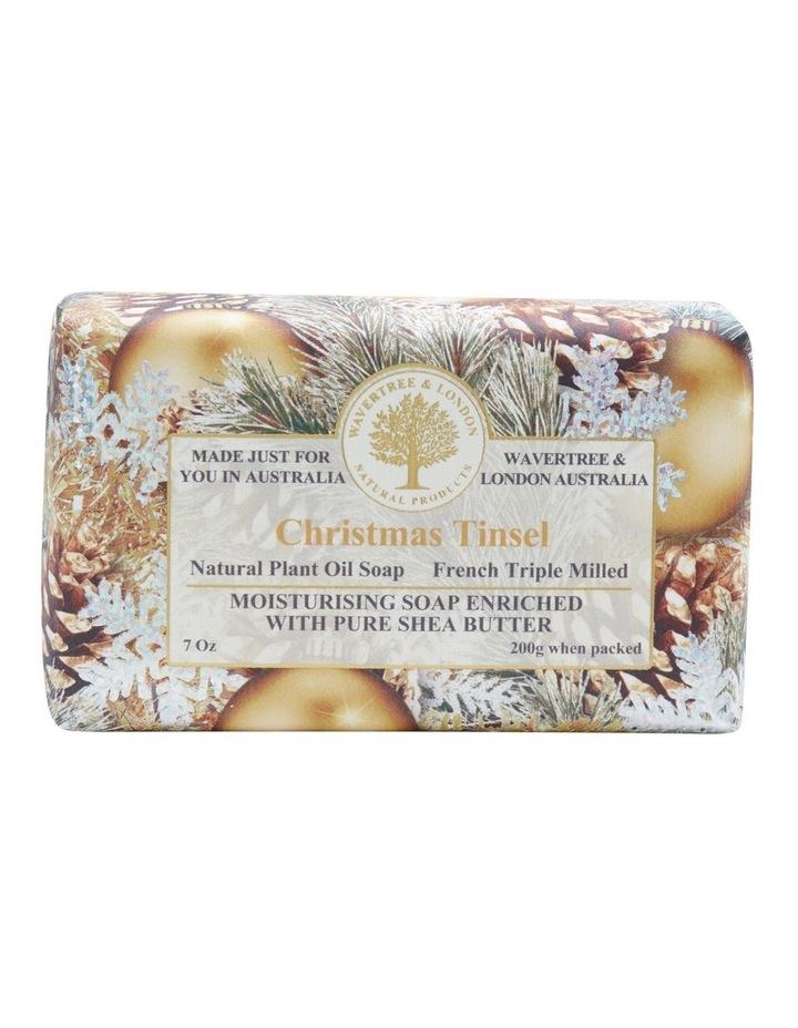 Christmas Tinsel Soap image 1
