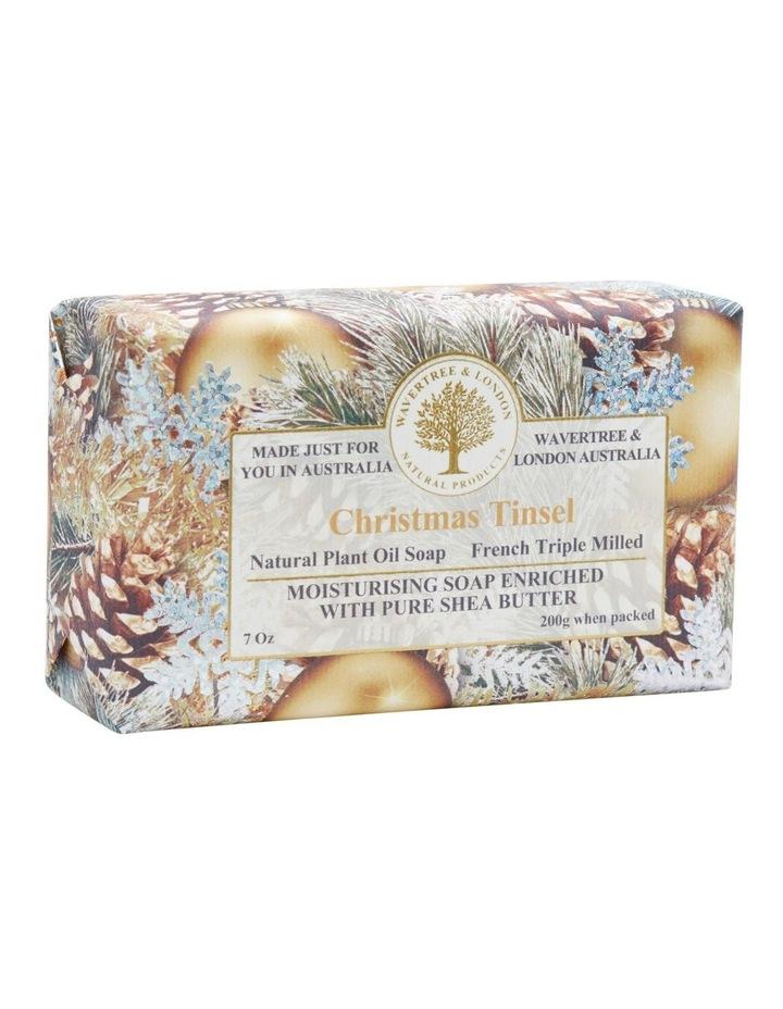 Christmas Tinsel Soap image 2