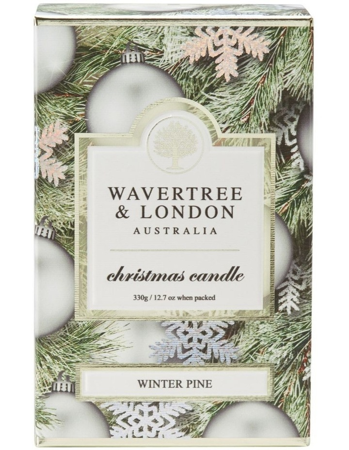 Winter Pine Candle image 1