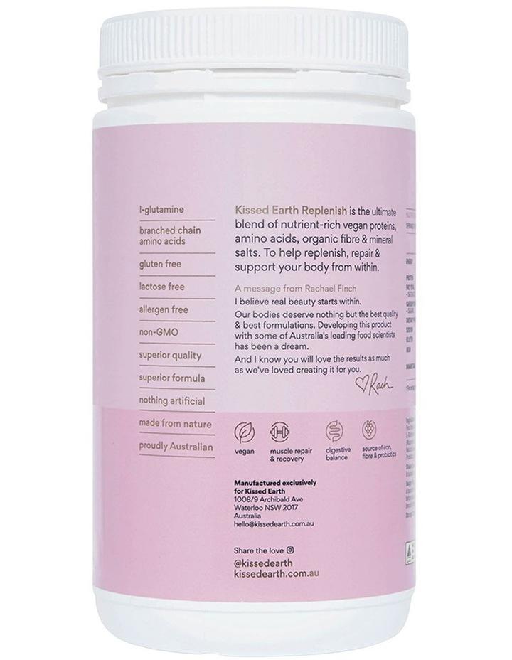 Replenish Vegan Protein Vanilla 500g image 2